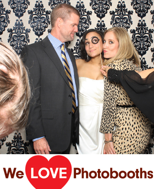 NY Photo Booth Image from 632Below on Hudson in New York, NY