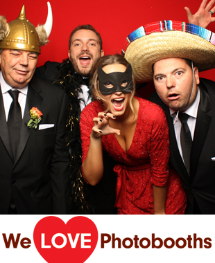 Westmount Country Club Photo Booth Image