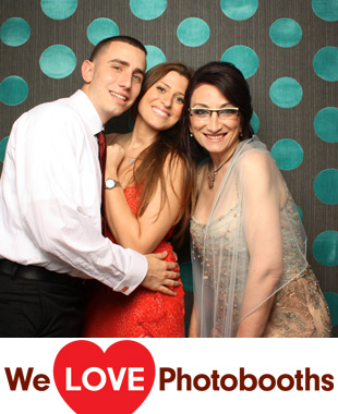 Onegin Restaurant  Photo Booth Image