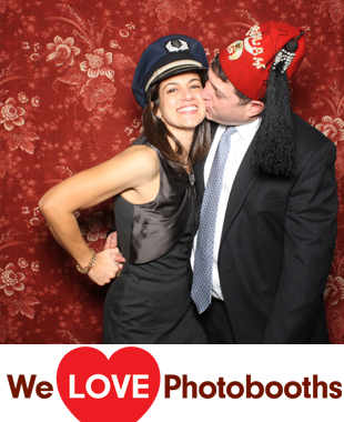 NY Photo Booth Image from Bryant Park Grill, in New York, NY