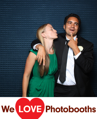 Crescent Beach Club Photo Booth Image