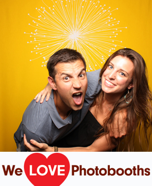 NJ  Photo Booth Image from Diana's in Lambertville, NJ