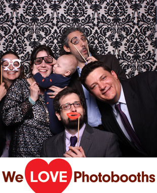 NY Photo Booth Image from Edison Ballroom in New York, NY