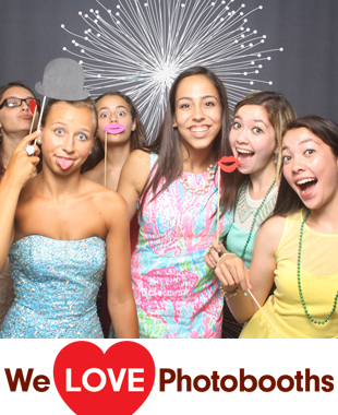 Colonial Springs Golf Club Photo Booth Image