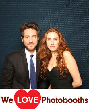 NY Photo Booth Image from Pacificana Restaurant in Brooklyn, NY