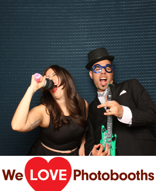 Pacificana Restaurant Photo Booth Image
