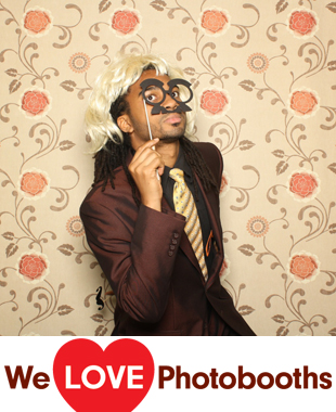 NY  Photo Booth Image from Tarrytown House Estate & Conference Center: King Mansion building in Tarrytown, NY