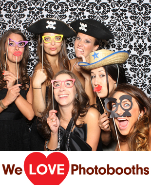 NJ Photo Booth Image from The Mansion at Natirar in Peapack-Gladston, NJ
