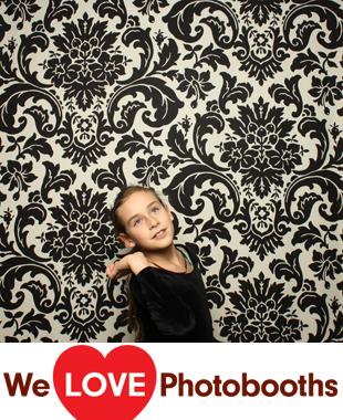 NY  Photo Booth Image from Battery Gardens in New York, NY