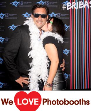 NY  Photo Booth Image from XL Nightclub in Manhattan, NY