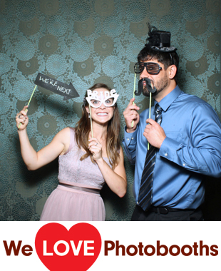 CT  Photo Booth Image from Saint Clements Castle in Portland, CT