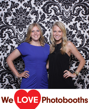 NY  Photo Booth Image from Garden City Country Club in Garden City, NY