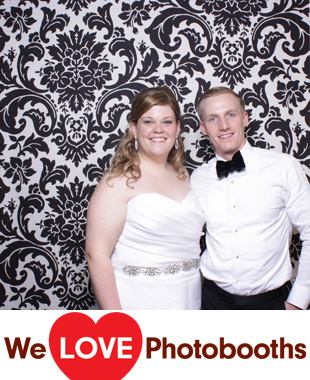Garden City Country Club Photo Booth Image