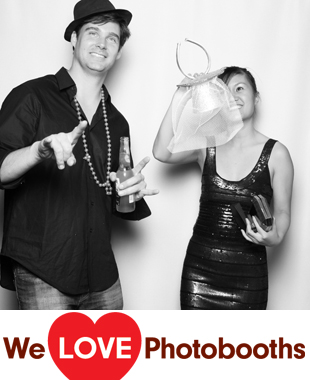 Liberty Theater Photo Booth Image