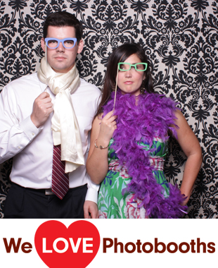 NY Photo Booth Image from The Marros Estate in Rye, NY