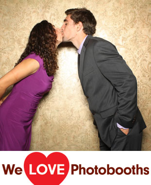 NJ Photo Booth Image from Crystal Plaza in Livingston, NJ