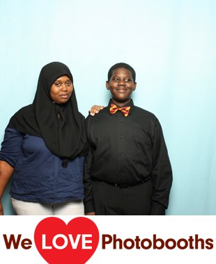 PA  Photo Booth Image from Southwest Leadership Academy Charter School in Philadelphia, PA