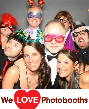 Brookmeadow Country Club Photo Booth Image