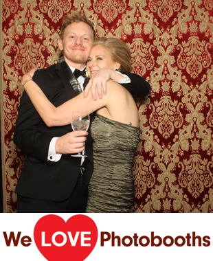 New York Country Club Photo Booth Image