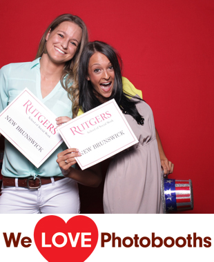 NJ  Photo Booth Image from Rutgers Student Center (MULTIPURPOSE ROOM), in New Brunswick, NJ