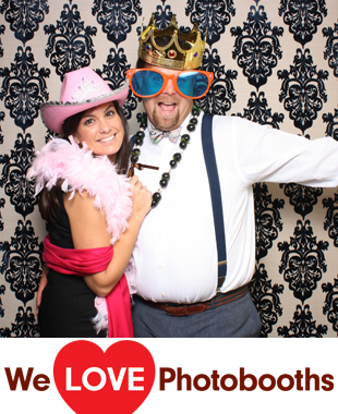 NY Photo Booth Image from Timber Point in Great River, NY