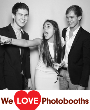 The Core Club Photo Booth Image