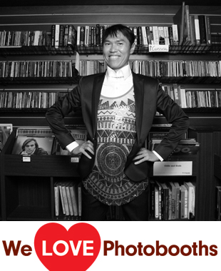 Housing Works Bookstore Cafe Photo Booth Image