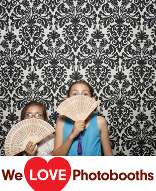 NY Photo Booth Image from Stage 6 Steiner Studios in Brooklyn, NY