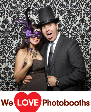 Stage 6 Steiner Studios Photo Booth Image