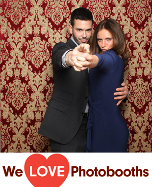 Pleasantdale Chateau Photo Booth Image