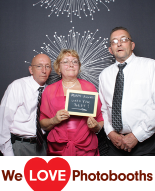 The Noyes Museum of Art Photo Booth Image