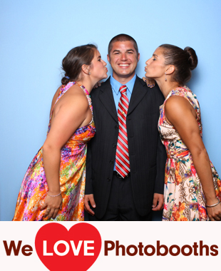 NJ Photo Booth Image from The Mill at Spring Lake Heights in Spring Lake Heig, NJ
