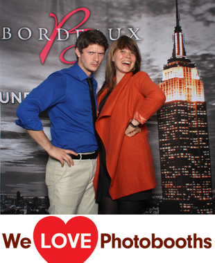 Empire State Builing 61st Floor Photo Booth Image