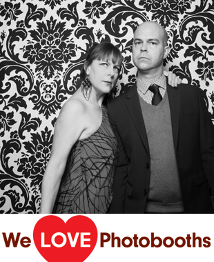 NY  Photo Booth Image from Fabbri Mansion in New York, NY