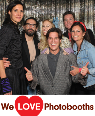 NY Photo Booth Image from Event Space in New York, NY
