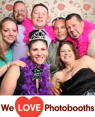 NY  Photo Booth Image from Bellport Country Club in Bellport Village, NY