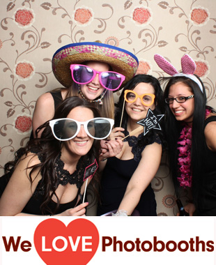 Bellport Country Club Photo Booth Image