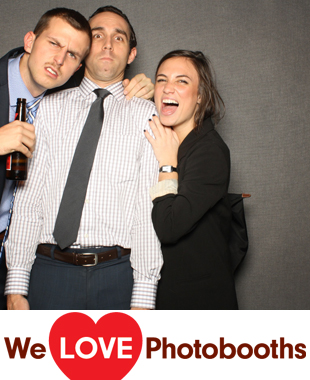 40/40 Club Photo Booth Image