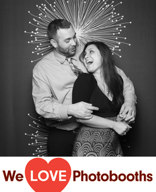 NJ Photo Booth Image from Wilshire Grand Hotel, in West Orange, NJ