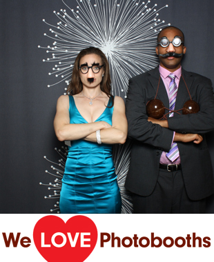 The Stockton Seaview Photo Booth Image