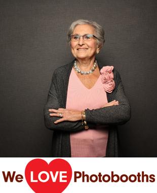 NY  Photo Booth Image from Caroline's Comedy Club in new York, NY