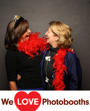 Caroline's Comedy Club Photo Booth Image