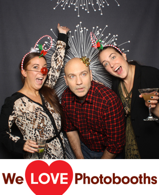 NY Photo Booth Image from The Tippler in New York, NY