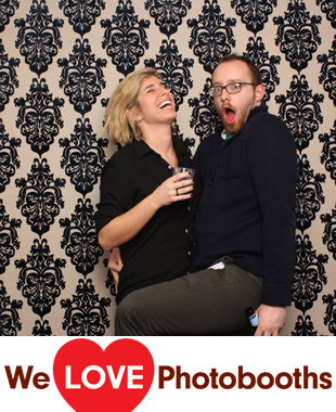 NY Photo Booth Image from GILT Group in New York, NY