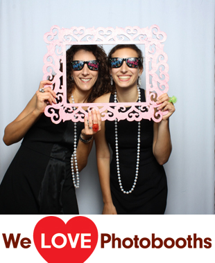 PA Photo Booth Image from Villanova Conference Center in Radnor, PA