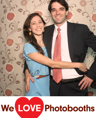 Brecknock Hall Photo Booth Image