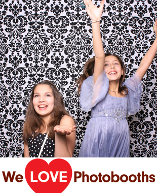 NJ Photo Booth Image from The Maplewood Club in Maplewood, NJ