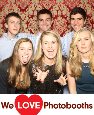 Knights of Columbus  Photo Booth Image
