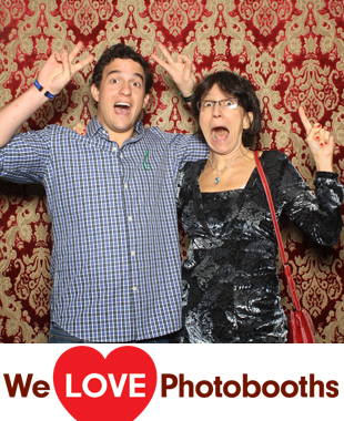 NJ Photo Booth Image from Knights of Columbus  in Springfield Town, NJ