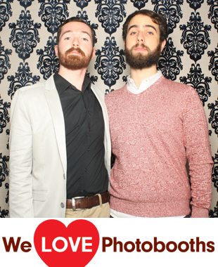 Private Home Photo Booth Image